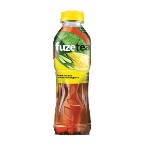 Foto Fuze Ice Tea Black Tea lemon